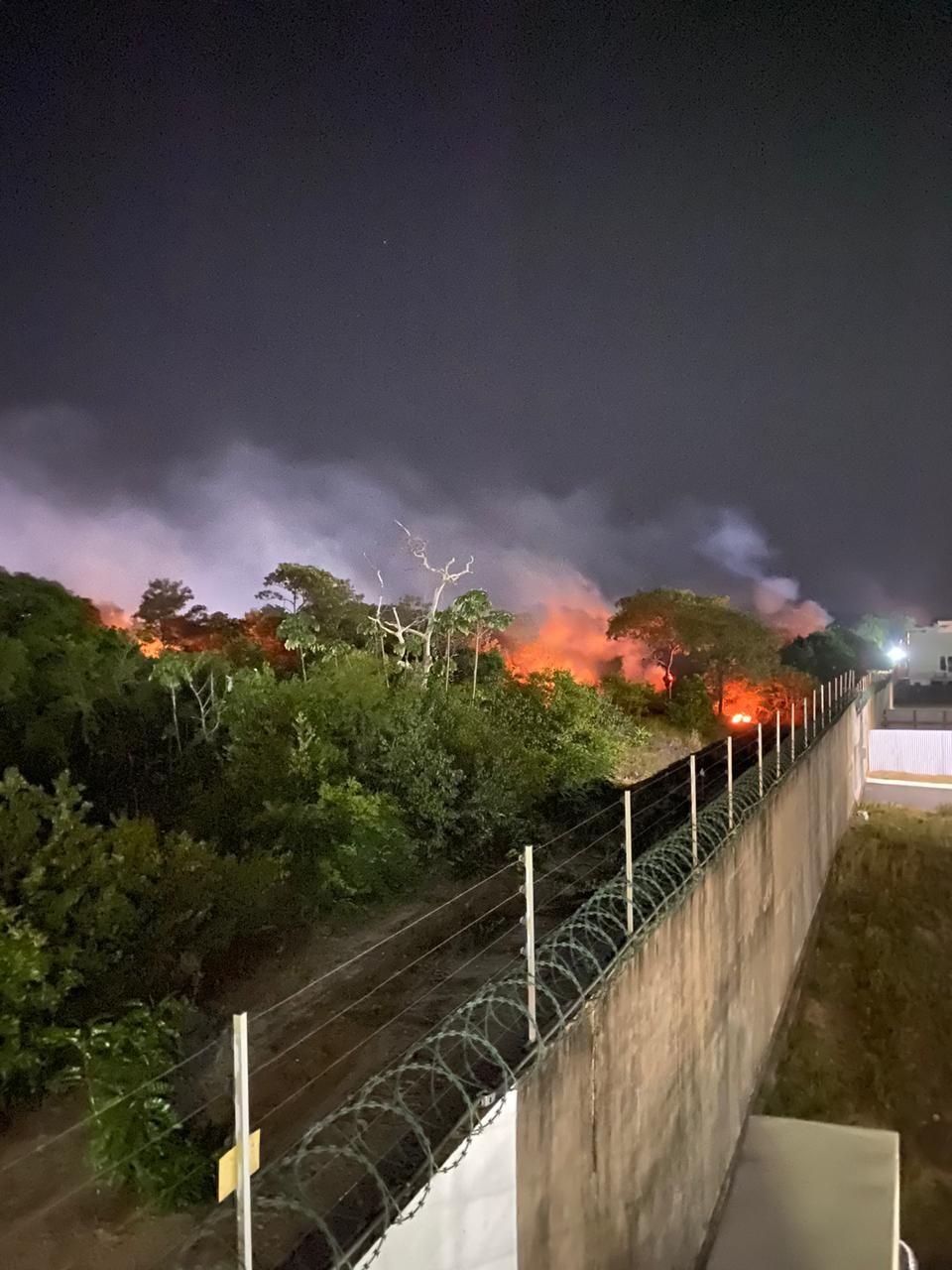 Liminar determina isolamento de área alvo de crimes ambientais na ocupação do Juá, em Santarém