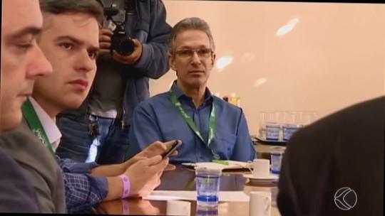 Governador Romeu Zema participa da 11ª edição da Megacana Tech Show em Campo Florido