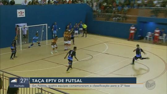 Confira os resultados da Taça EPTV de Futsal desta quinta-feira (30)