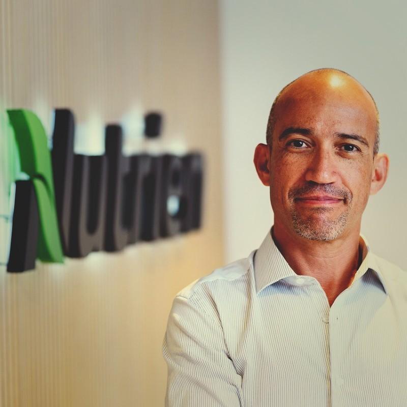André Dias, presidente da Nutrien para a América Latina (Foto: Divulgação/Nutrien)