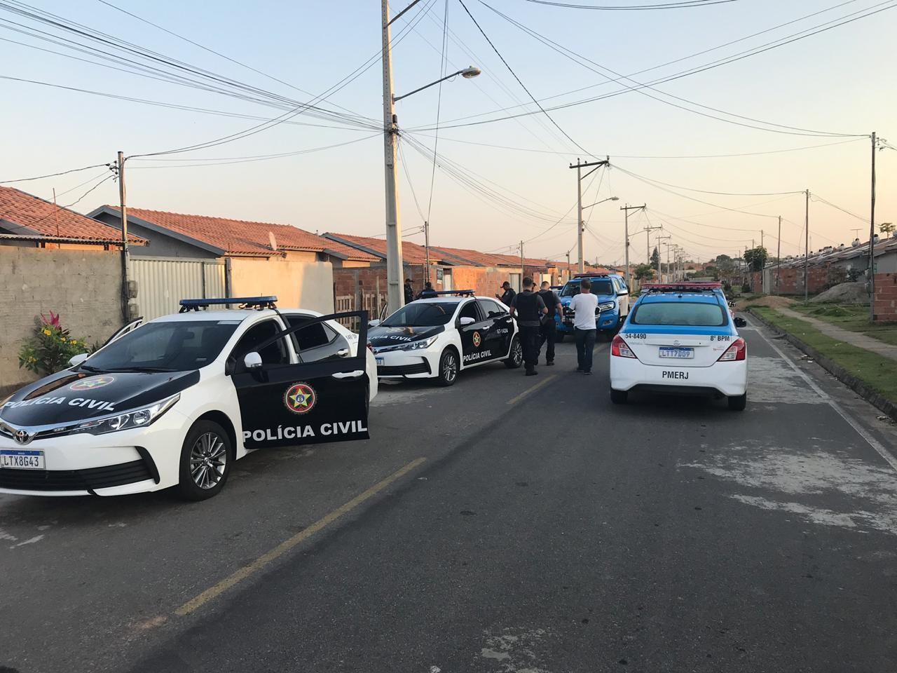 Suspeitos de homicídios são presos em Campos, RJ, na terceira fase da Operação Guadalajara - Notícias - Plantão Diário