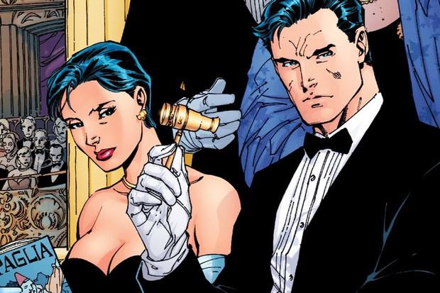 O Batman Hush (ou Batman: Silêncio) é uma série de quadrinhos do homem morcego publicada entre 2002 e 2003 (Foto: divulgação)