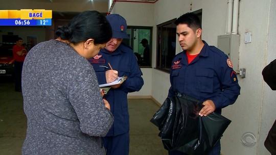 Em Santo Ângelo, campanha arrecada doações para ajudar famílias prejudicadas por temporais