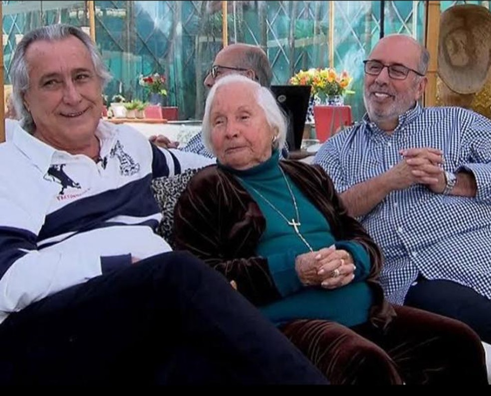Dona Florinda Barbosa morreu nesta sexta-feira (16) — Foto: Reprodução