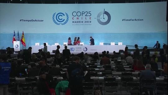 Grandes economias resistem a metas ambiciosas na COP 25