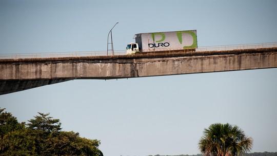 Resultado de imagem para ponte porto nacional tocantins caindo