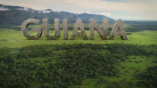 Guiana é o destino do Partiu Amazônia deste sábado (22)