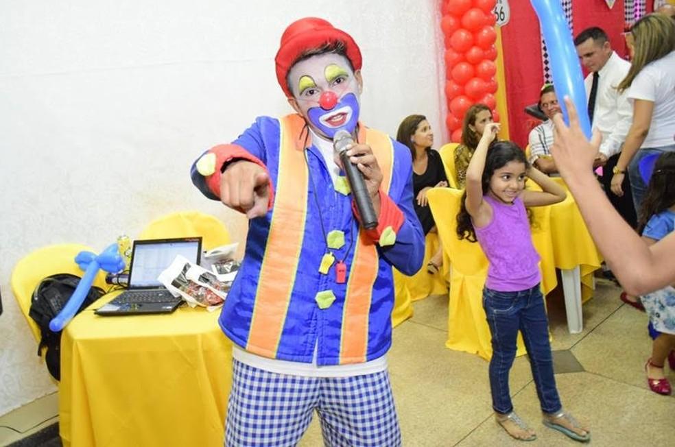 -  Tio Nescal comandará espetáculo musical  Fest Show Kids , que será apresentado dia 24 de setembro, em Macapá  Foto: Divulgação