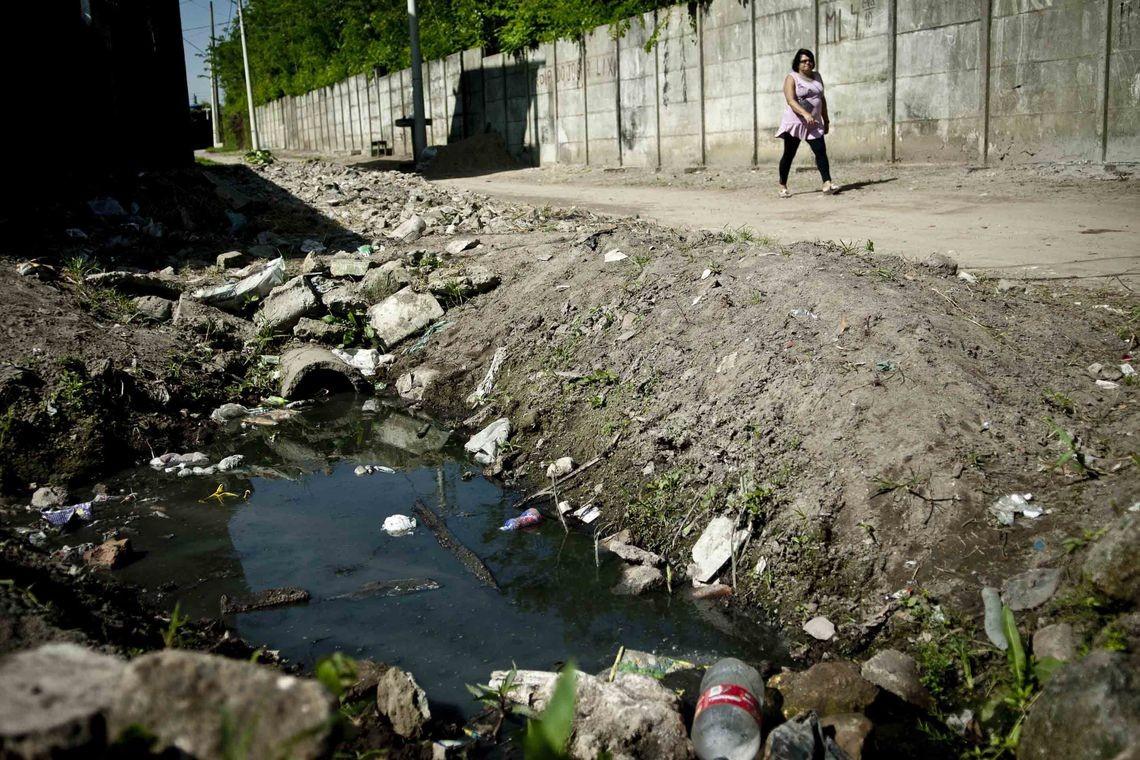 Saneamento básico (Foto: Marcelo Camargo/Agência Brasil)