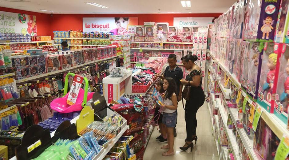 São Paulo deve ganhar novas lojas, como a do shopping Aricanduva, em 2019 (Foto: Reprodução/Estadão Conteúdo)