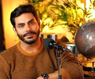 Rodolffo, cantor que participou do 'BBB' | Reprodução