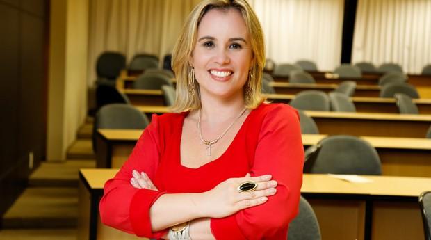 Tábatha Moraes, presidente da Rede Mulheres Que Decidem (Foto: Divulgação)