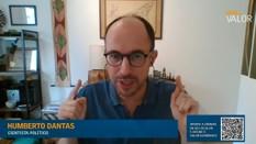 Bolsonaro 'ficou mais bipolar aos olhos da sociedade', diz Humberto Dantas