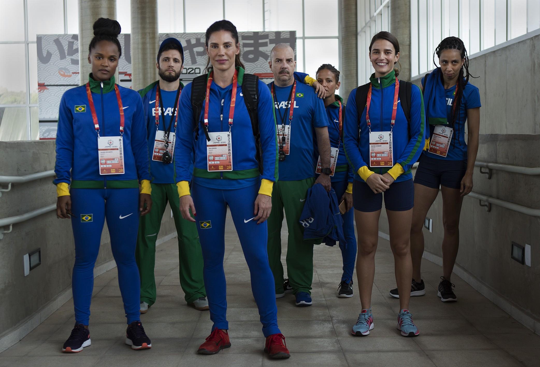 '4 x 100 - Correndo por um sonho' une Thalita Carauta e Fernanda de Freitas em drama comovente sobre esporte feminino