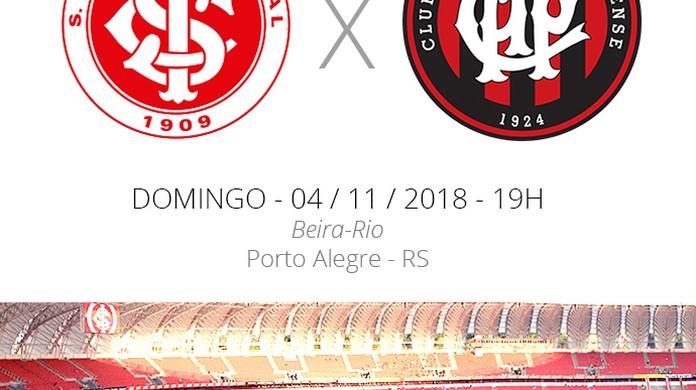 Inter X Atletico Pr Tudo O Que Voce Precisa Saber Sobre O Jogo Da Rodada 32 Brasileirao Serie A Ge