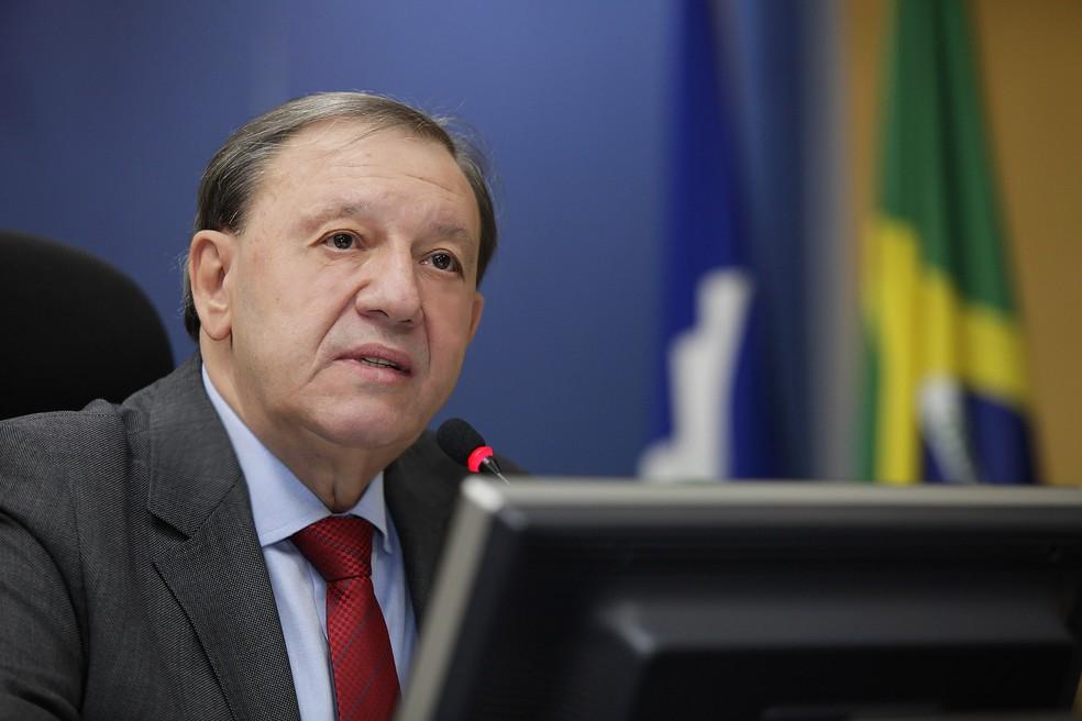 Jose Carlos Novelli — Foto: TCE-MT/Assessoria