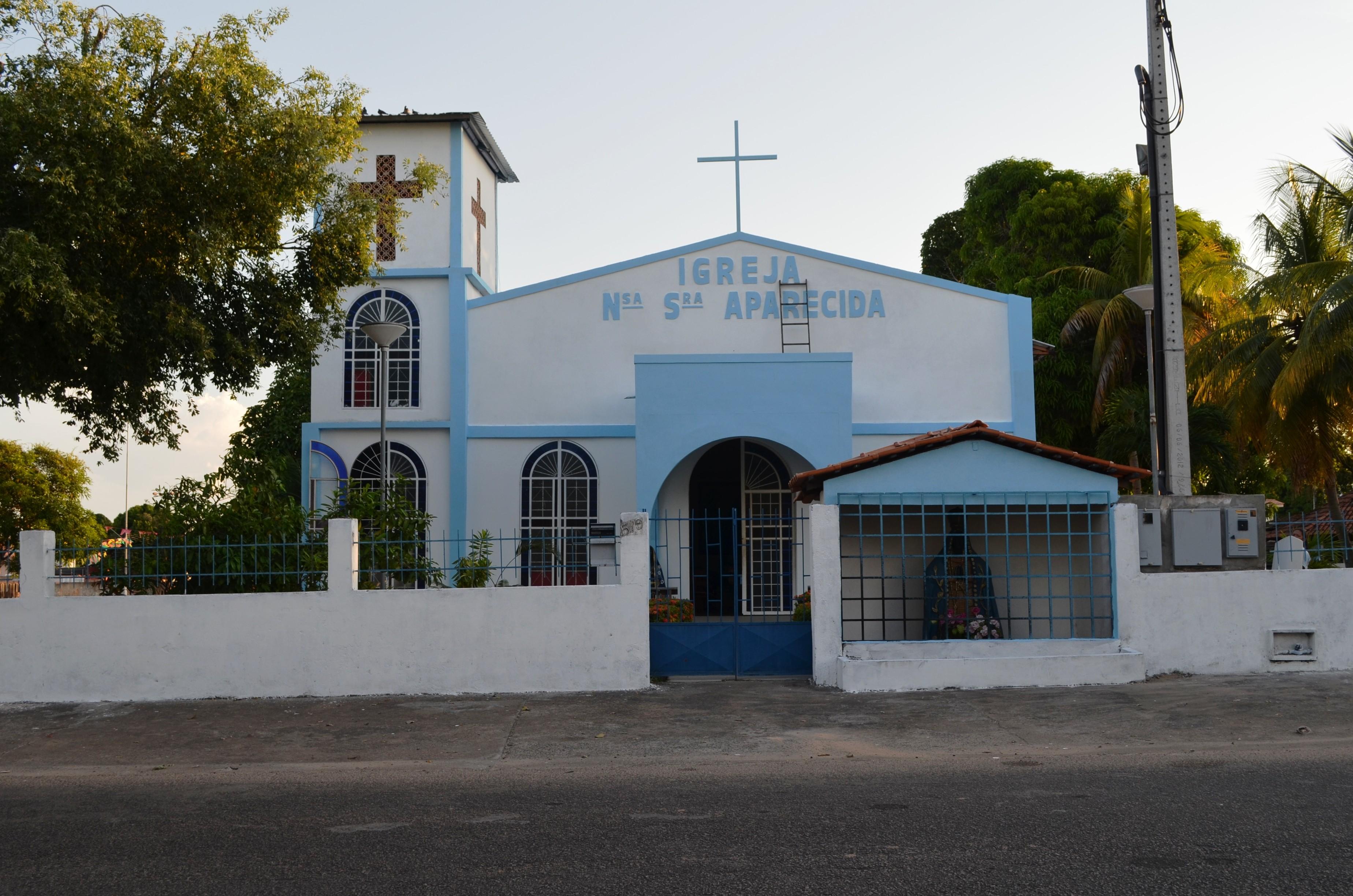 Festejo de Nossa Senhora Aparecida inicia com carreata em Boa Vista