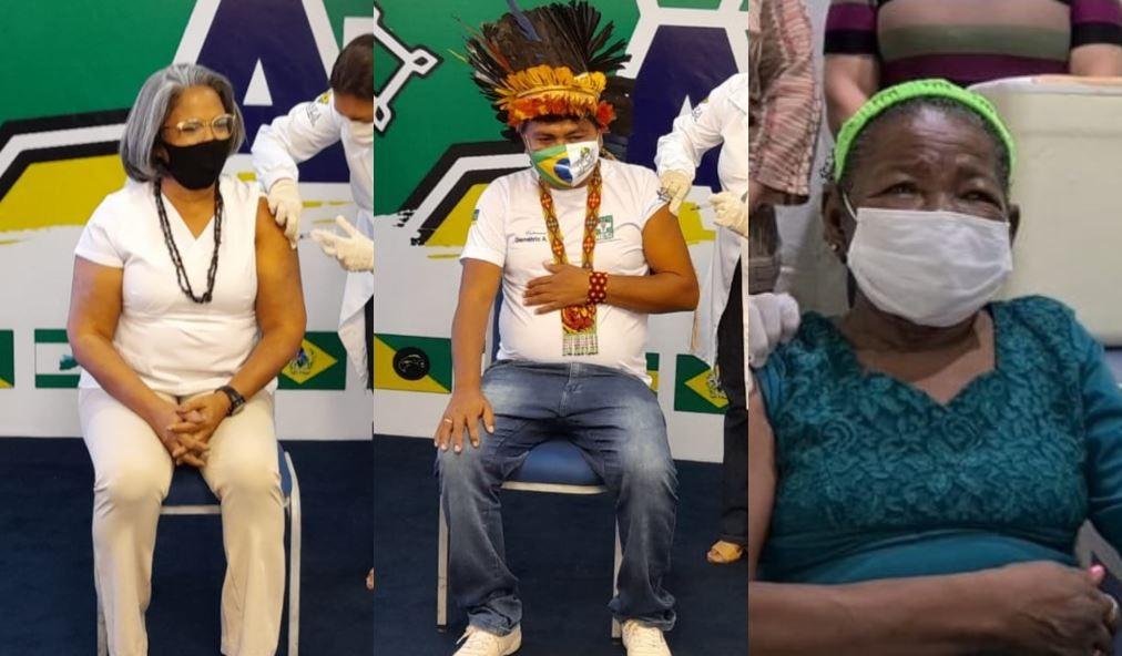 Vacinação contra Covid no Amapá: veja perguntas e respostas