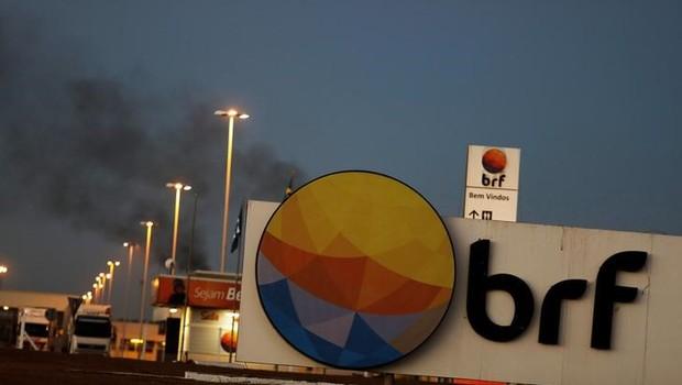 Logo da BRF (Foto: Nacho Doce/Reuters)
