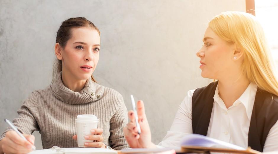 mulheres, empresa, negócios, trabalho (Foto: Reprodução/Pexels)