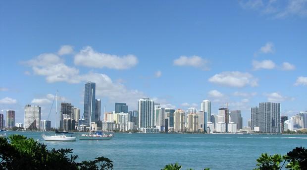 Miami, uma cidade que se tornou opção para empreendedores brasileiros (Foto: Divulgação)