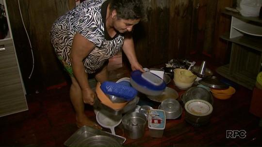 Chuvas fortes deixam mais de 500 pessoas desalojadas em São Miguel do Iguaçu
