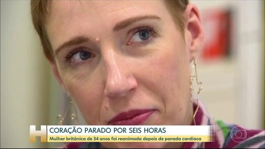 Britânica é reanimada de parada cardíaca de seis horas na Espanha