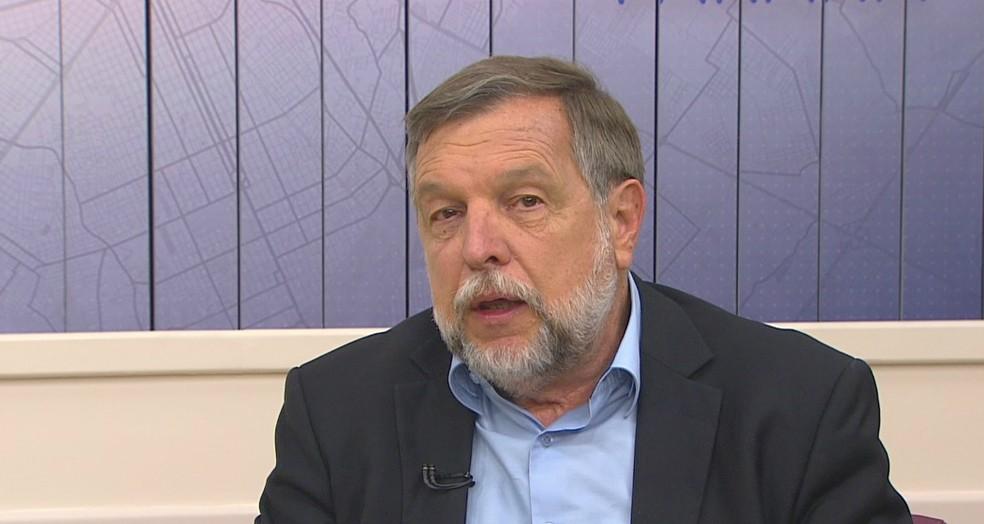 Senador Flávio Arns (Rede-PR) — Foto: Reprodução/RPC