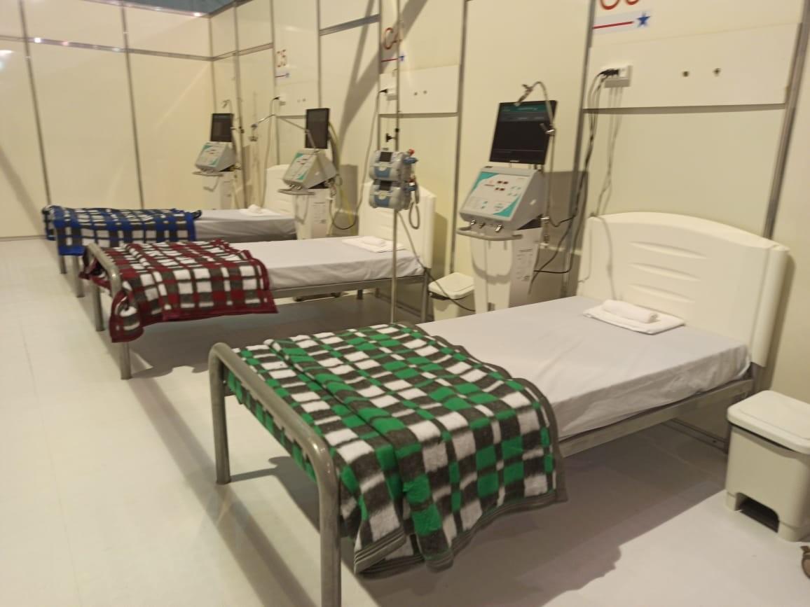Promotoria fiscaliza recursos públicos empregados no Hospital de Campanha de Santarém
