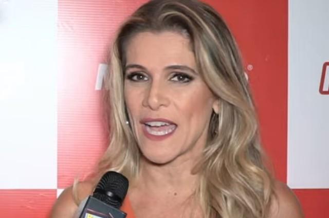 Ingrid Guimarães (Foto: Reprodução/Youtube)