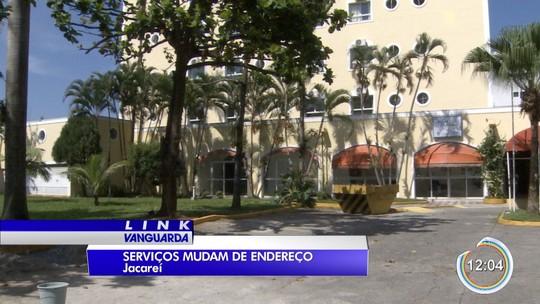 Prefeitura de Jacareí transfere serviços para prédio de antigo hotel
