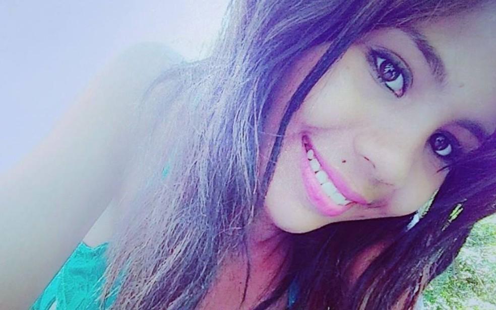 -  Letícia Helena é morta em Anápolis  Foto: Facebook/ Reprodução