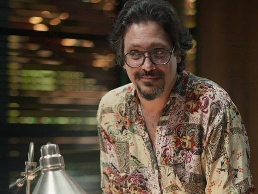 Lucio Mauro Filho é Mario (Foto: TV Globo)