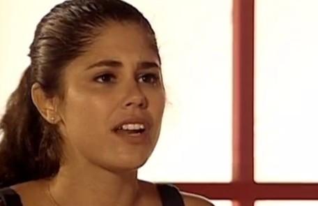 Juliana Martins foi Isabella, a primeira protagonista de 'Malhação', entre 1995 e 1996 Reprodução
