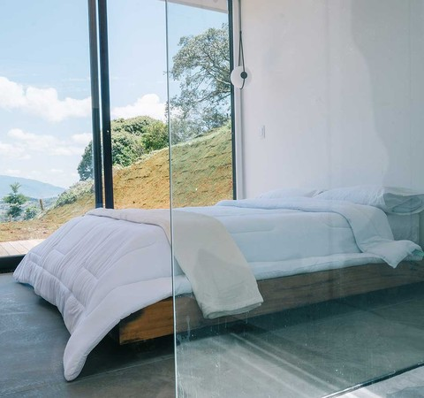 Esta casa isolada em Minas é ideal para escapar durante a quarentena