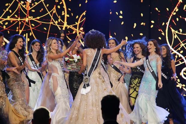 Karen Porfiro é eleita a Miss São Paulo 2017 (Foto: Cláudio Augusto/Brazil News)