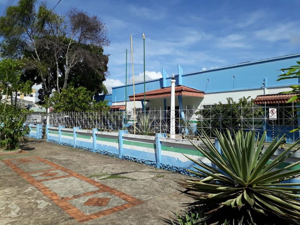 Sede da Companhia de Eletricidade do Amapá (CEA), em Macapá — Foto: Caio Coutinho/Arquivo G1