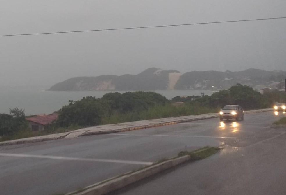 Previsão é de chuva durante carnaval no Rio Grande do Norte Arquvo 11/07/2017 (Foto: Igor Jácome/G1)