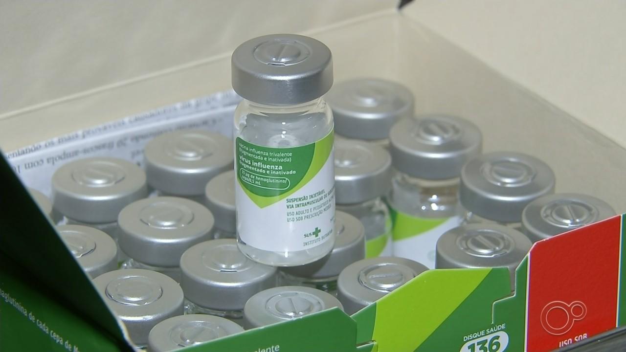 Campanha de vacinação contra a gripe começa na região de Sorocaba segunda-feira, 12