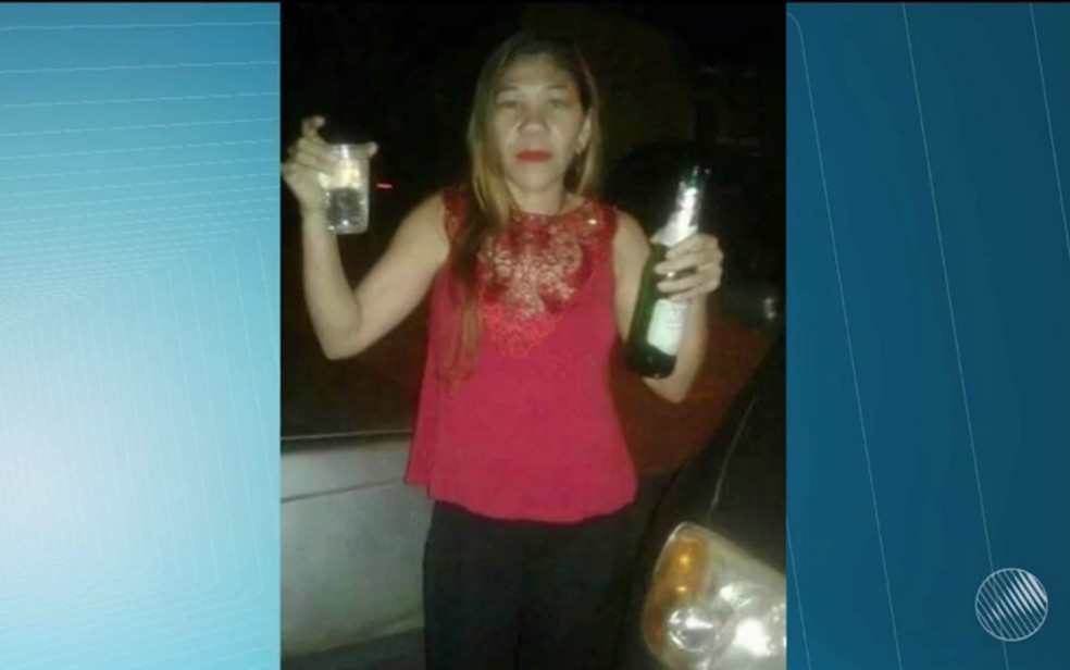 Rosangela Almeida teve morte atestada no dia 28 de janeiro (Foto: Reprodução/TV Oeste)