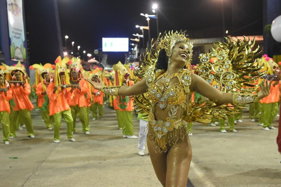 Associação Carnavalesca Bole Bole  — Foto: Fernando Sette/Comus