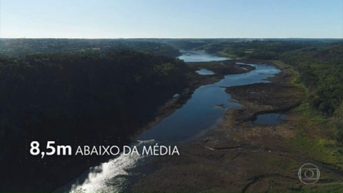 Reservatórios de hidrelétricas devem atingir em novembro menor nível em 20 anos, diz ONS thumbnail