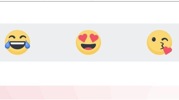 Alguns dos emojis mais usados no Facebook coincidem com os usados no Twitter (Foto: Facebook)