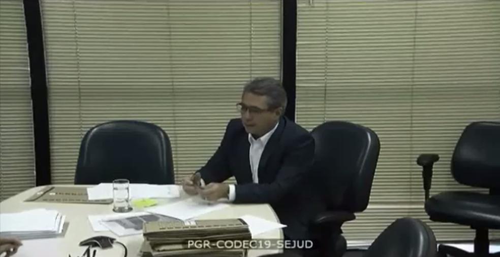 O delator Ricardo Saud está colaborando com a Justiça no processo que apura corrupção envolvendo empresários e políticos (Foto: Reprodução)