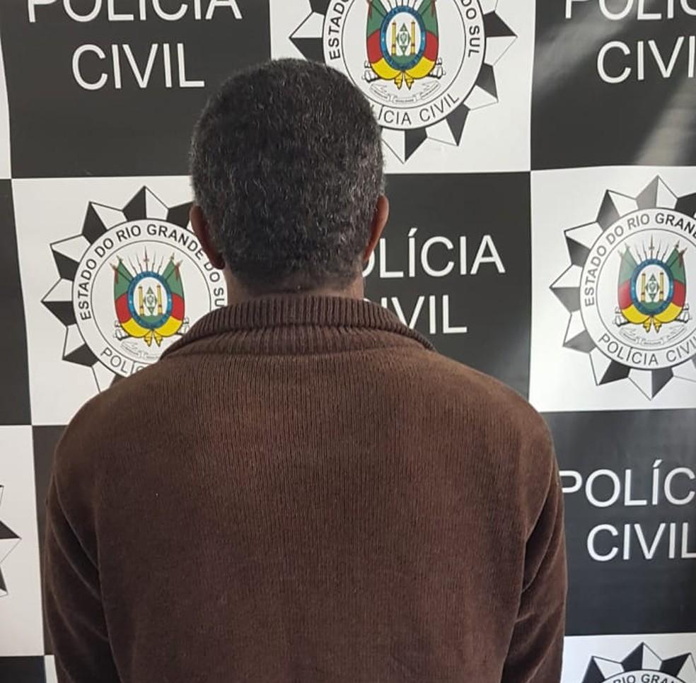 Homem responderá por estupro de vulnerável e violação sexual mediante fraude — Foto: Divulgação/Polícia Civil