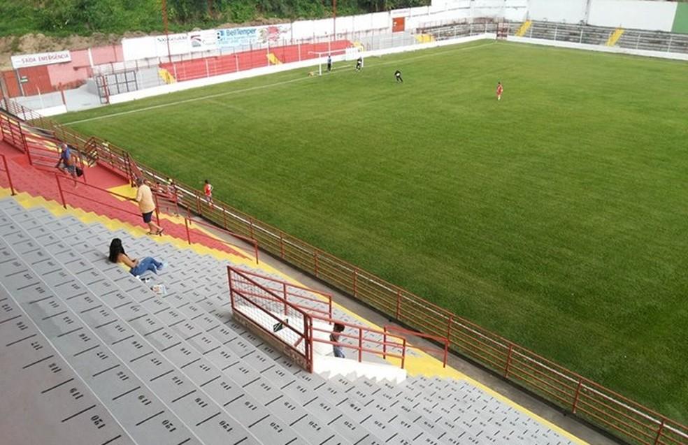 Farião recebe jogo de abertura do Campeonato Mineiro — Foto: Cleber Corrêa
