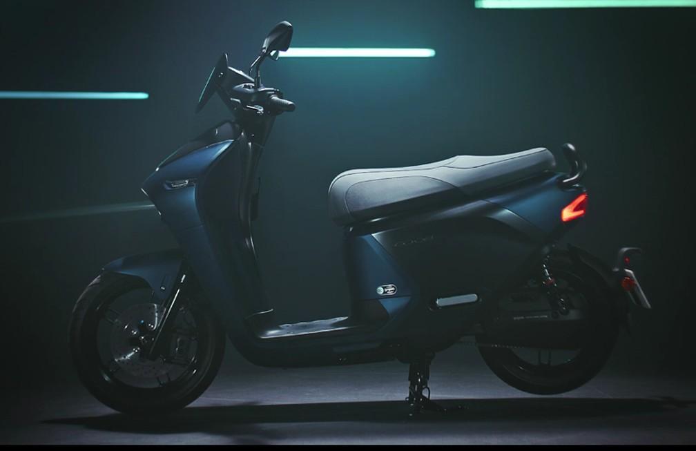 Yamaha EC-05 — Foto: Yamaha/Divulgação