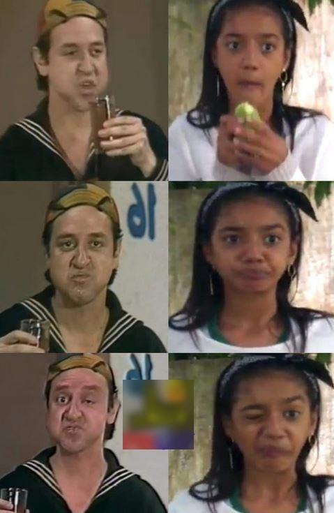 Menina do Acre fica famosa na web ao fazer careta em vídeo comendo manga verde: 'azeda' - Notícias - Plantão Diário