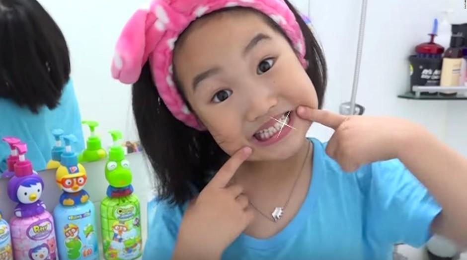 A youtuber sul-coreana Boram (Foto: Reprodução)