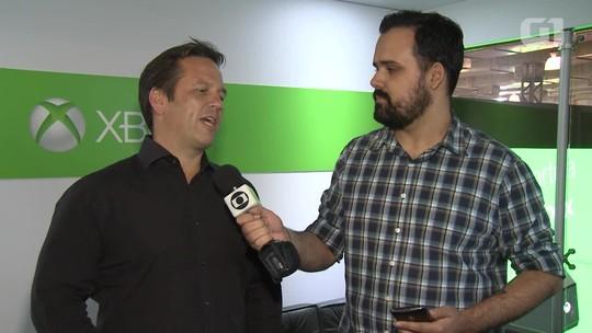 Phil Spencer, chefe de Xbox, virá à Brasil Game Show 2017
